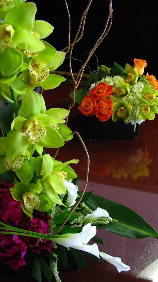 Flowers for special events