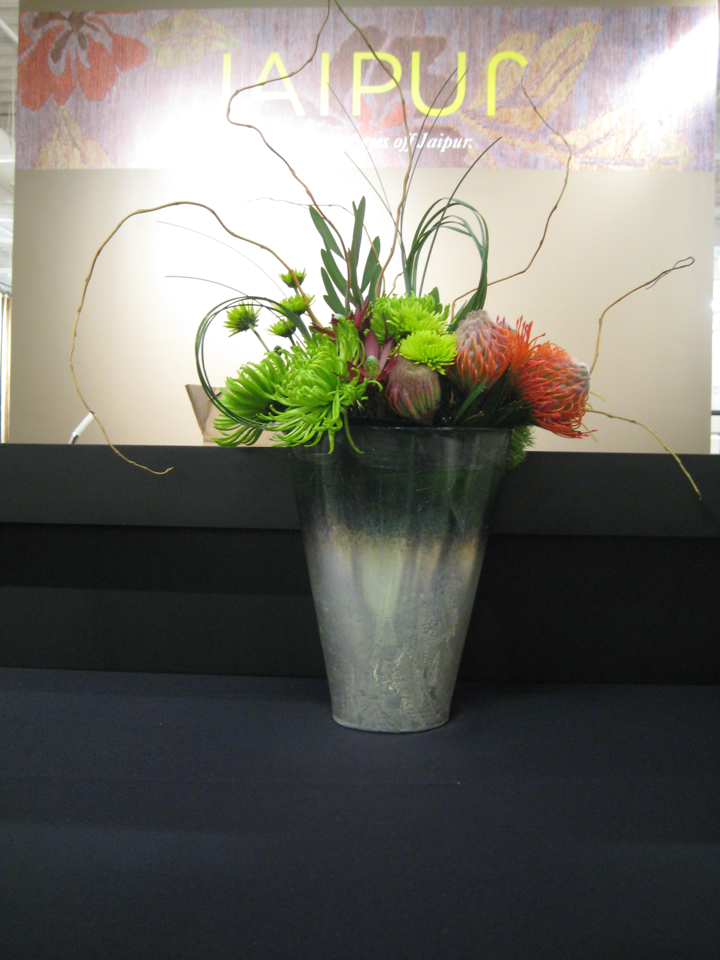 Flowers for Events in Las Vegas at World Market Center